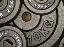 push ups met extra gewicht