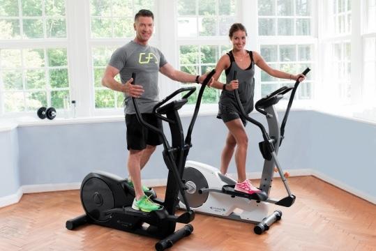 welke spieren gebruik je met de crosstrainer