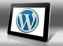 website bouwen in wordpress