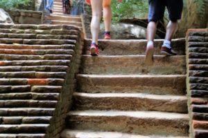 waar is traplopen goed voor