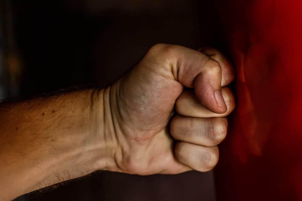 handspieren trainen