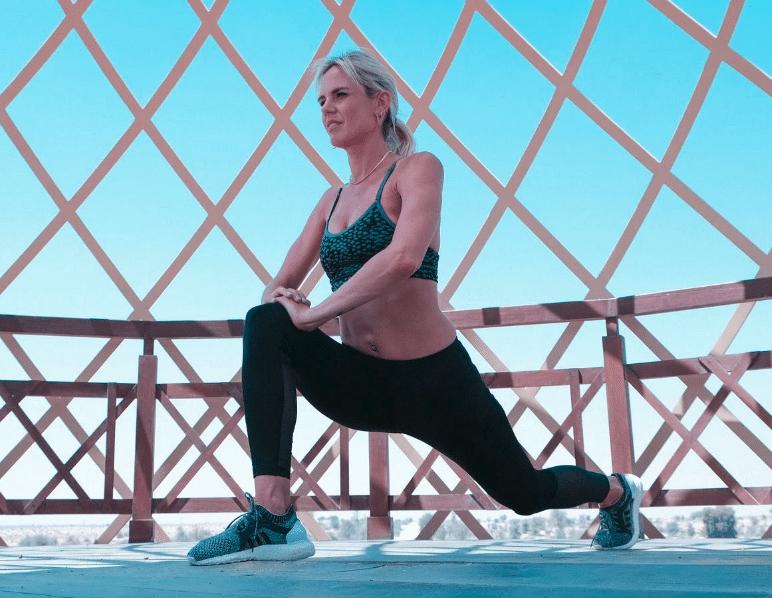 welke spieren train je met lunges